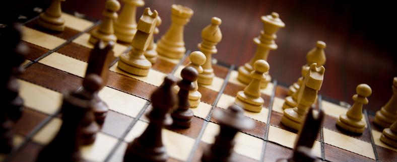 Navigate to Strategic.